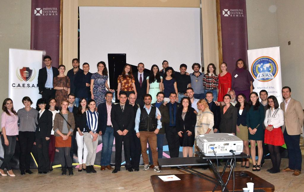 "Colocviul C.A.E.S.A.R. ""Antreprenoriat Cultural Românesc"", un real succes"