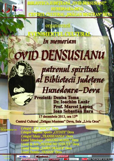 In memoriam Ovid Densușianu