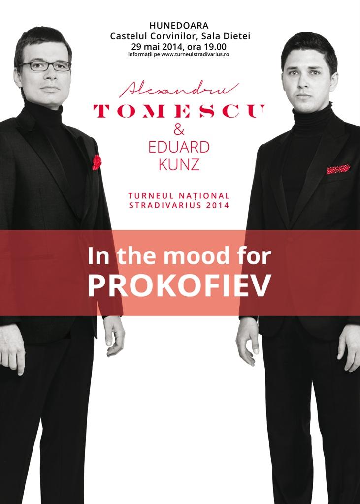 Turneul Naţional Stradivarius include și municipiul Hunedoara (29 mai)