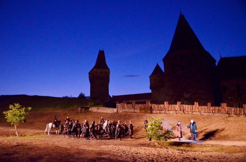 Se caută voluntari pentru figurație în cadrul Carnavalului Medieval de la Hunedoara