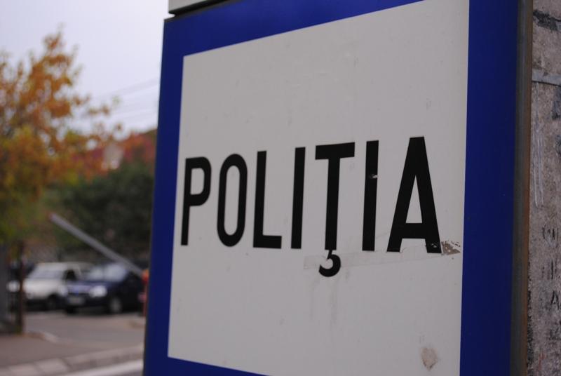 Petroșani: Prins de polițiști, după ce a smuls de la gât lănțișorul unei femei de 74 de ani