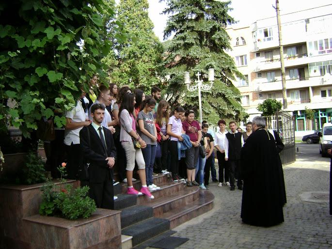 Mai mulți tineri din județul Hunedoara vor participa la Reuniunea Tinerilor Ortodocși de la Baia Mare