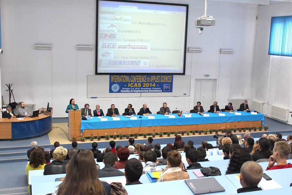 Municipiul Hunedoara găzduiește o conferinţă ştiinţifică internaţională