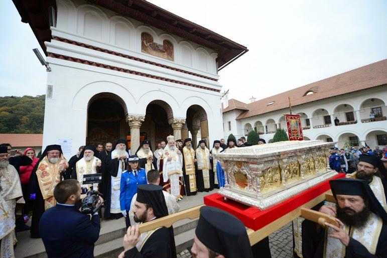 Sfântul Constantin Brâncoveanu, prăznuit la Sâmbăta de Sus