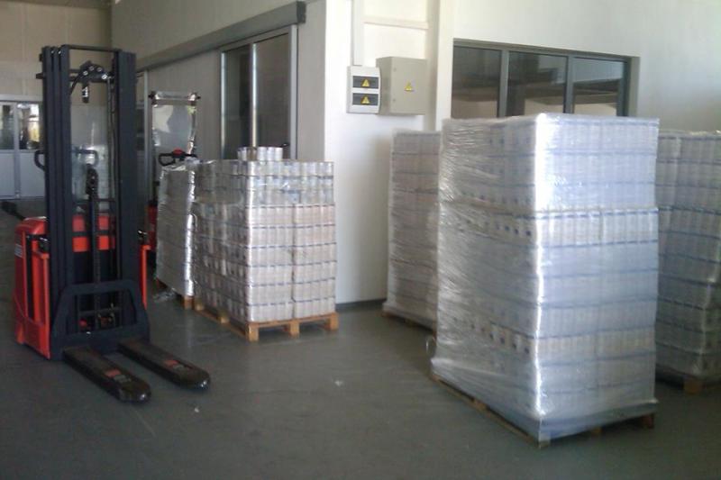 Alimentele pentru persoanele defavorizate din Hunedoara se distribuie din 15 decembrie