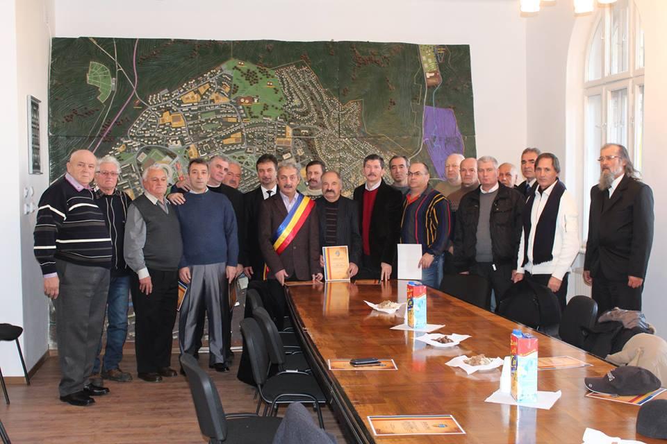 Diplome de Onoare pentru revoluționarii din Hunedoara