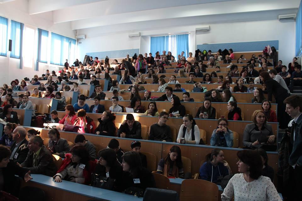 Olimpiada Naţională de Educaţie Tehnologică s-a desfășurat în municipiul Hunedoara