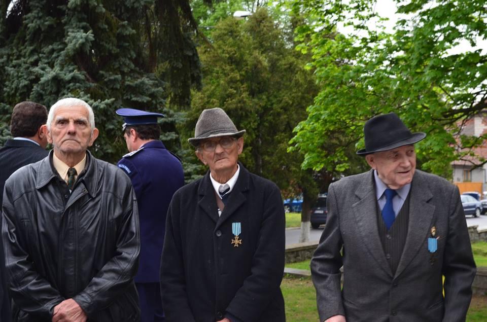 Veteranii de război, sărbătoriţi azi la Deva