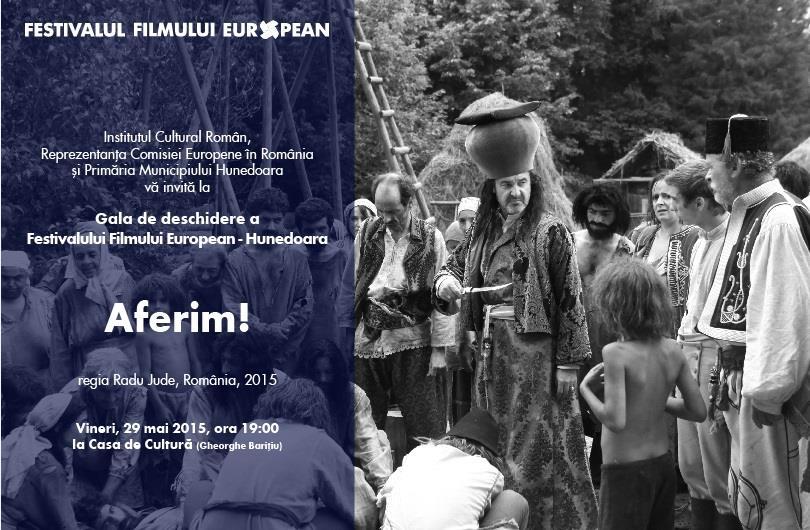 Festivalul Filmului European, la Hunedoara