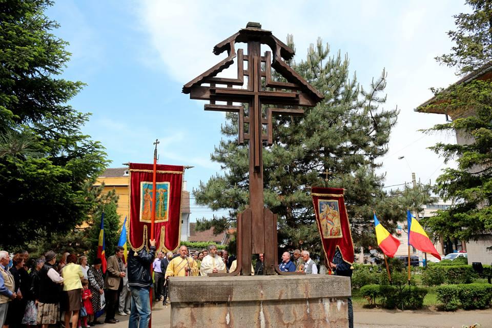 Două comemorări, ieri în Hunedoara