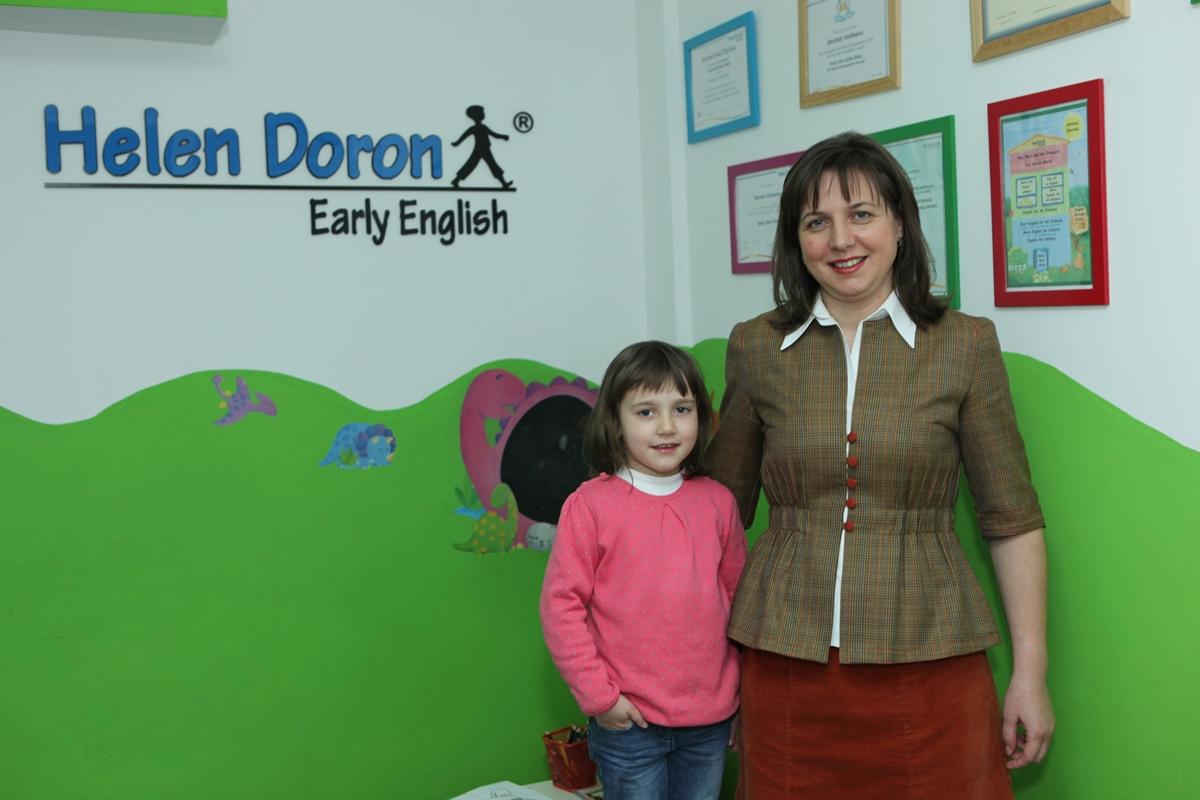 Copiii români, un mare potențial pentru Europa - Părinții investesc masiv în învățarea  limbii engleze