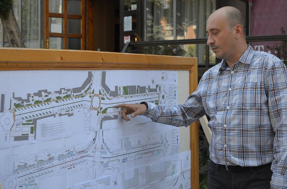 Bulevardul Iuliu Maniu din Deva va fi modernizat