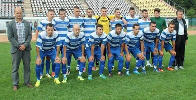"""CNS """"Cetate"""" Deva a promovat în liga a III-a la fotbal"""