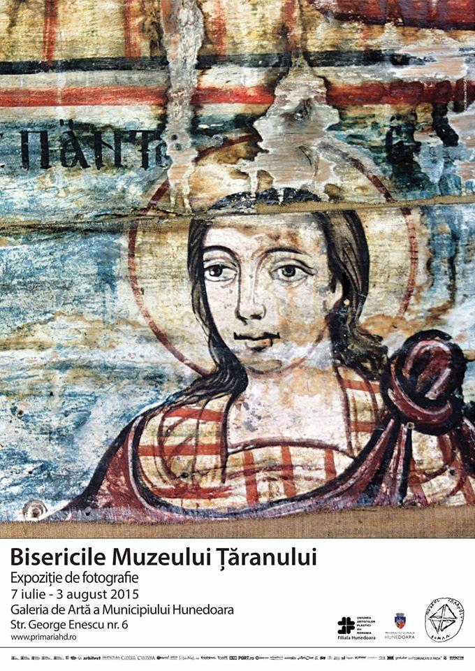 """Hunedoara: Expoziția de fotografie """"Bisericile Muzeului Țăranului"""" va fi vernisată marți (7 iulie)"""