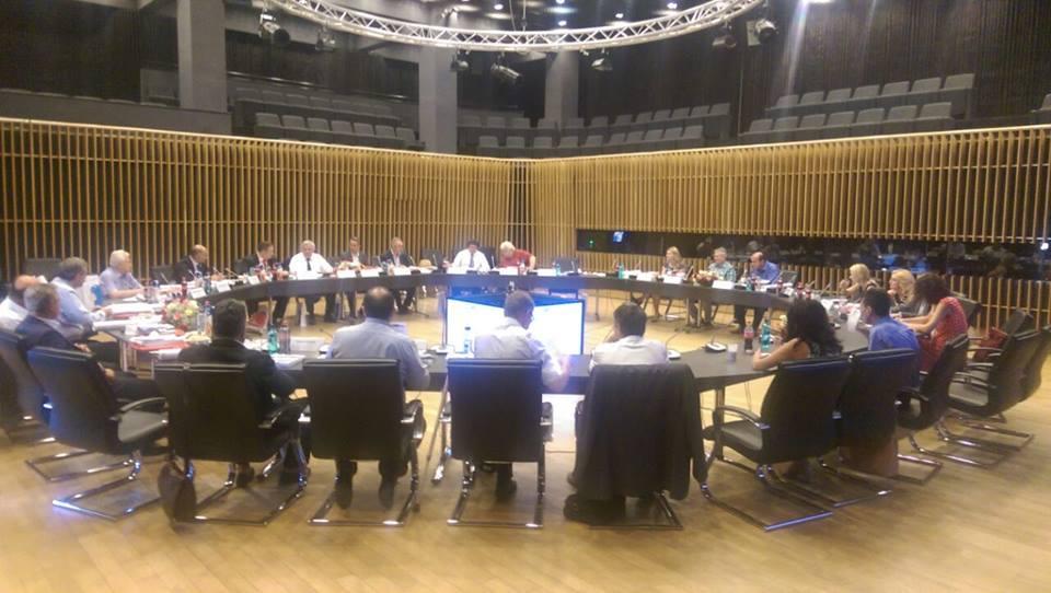 Președintele CJ Hunedoara, Adrian Nicolae David, ales președinte al Consiliului pentru Dezvoltare Regională Vest
