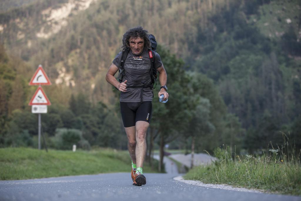 Toma Coconea părăsește Red Bull X-Alps, după o aterizare forțată cu parapanta
