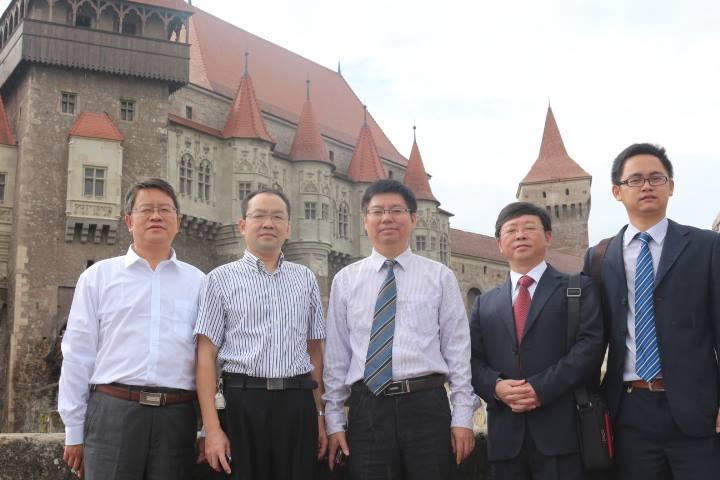 O delegație oficială din orașul Kaihua (China) se află în municipiul Hunedoara