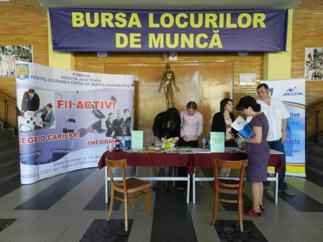 Bursa locurilor de muncă organizată de AJOFM Hunedoara (Deva, 7 septembrie)
