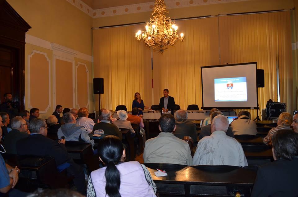 Primăria Deva: Întâlnire cu reprezentanţii Asociaţiilor de Proprietari/Locatari