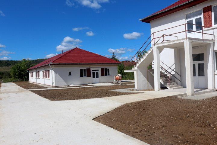Centrul Social Multifuncţional pentru Persoane Vârstnice din Hunedoara va fi deschis în curând