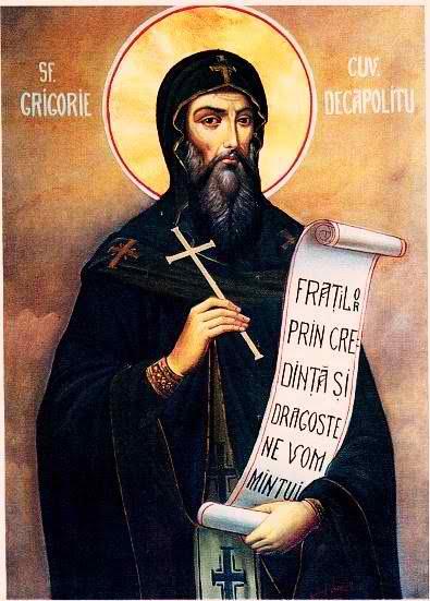 Moaştele Sfântului Grigorie Decapolitul în Episcopia Devei şi Hunedoarei (10-13 septembrie)