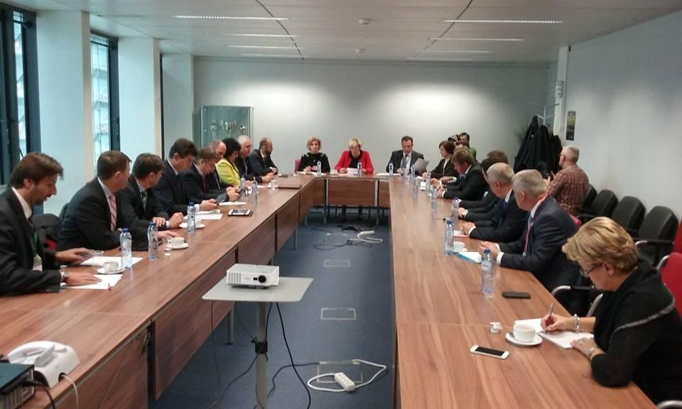 """Președintele CJ Hunedoara participă la """"Săptămâna europeană a regiunilor și orașelor – OPEN DAYS 2015"""""""