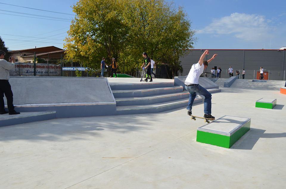 S-a deschis Deva SkatePark
