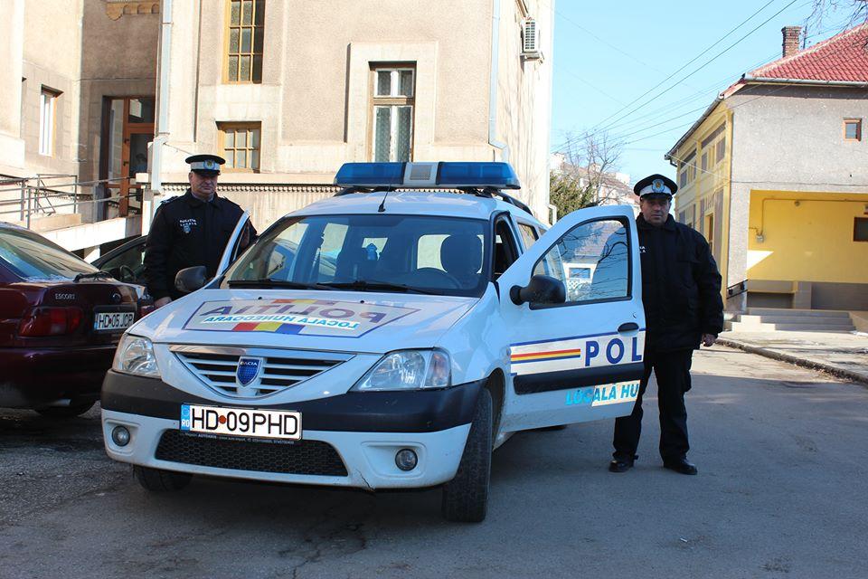 Sumă importantă de bani găsită şi predată Poliţiei Locale Deva