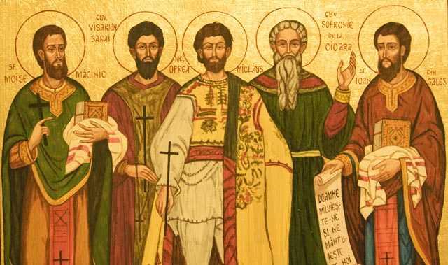 Sărbătoarea Sfinților ardeleni la Catedrala Episcopală din Deva