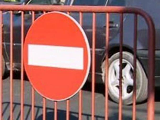 Deva: Trafic rutier restricţionat pe Bulevardul Iuliu Maniu