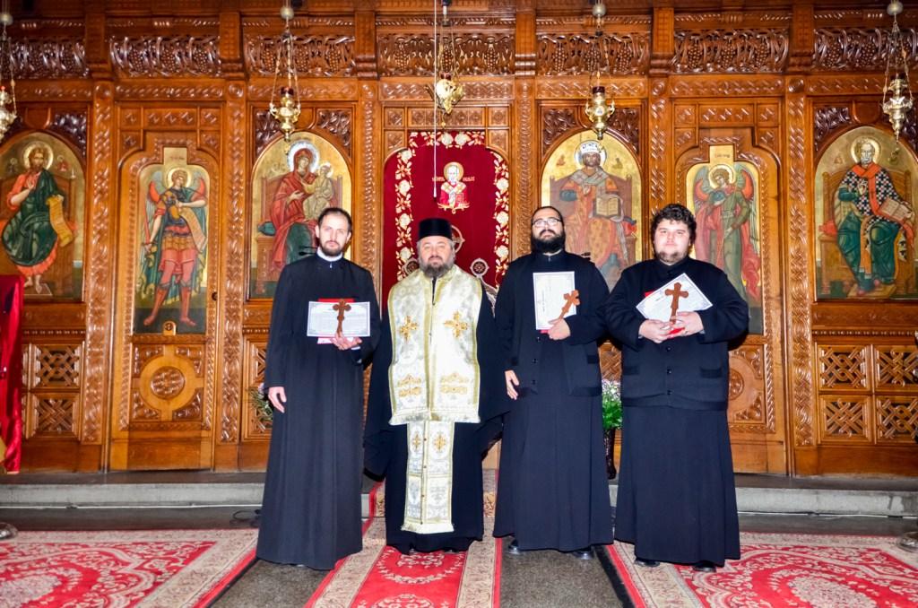 Hirotesie întru duhovnici în Episcopia Devei și Hunedoarei