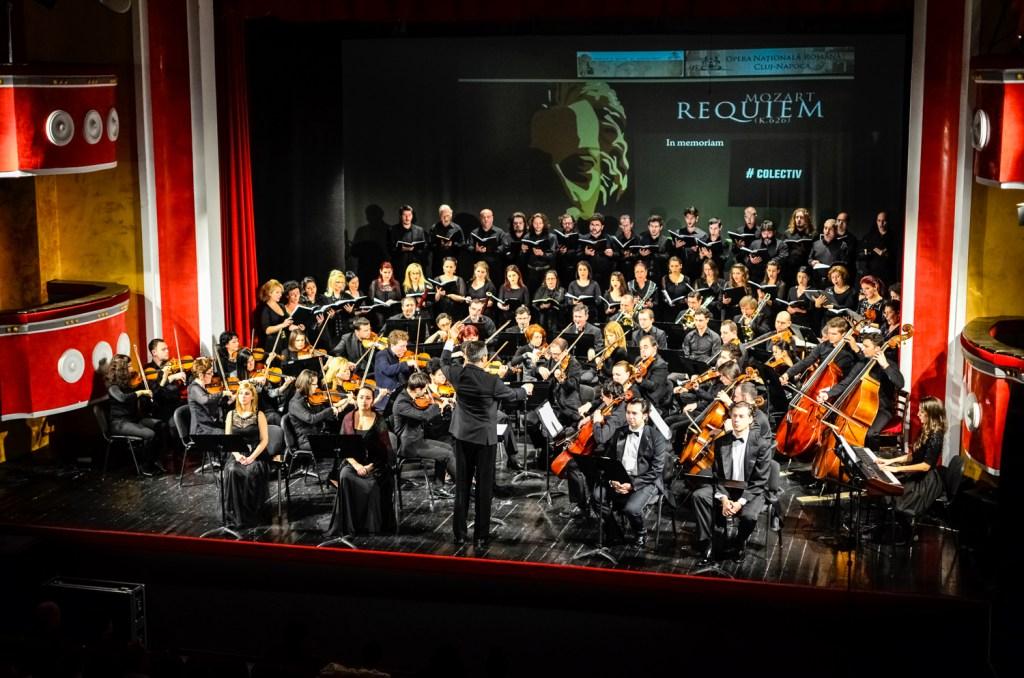 Requiem (KV 626) de W. A. Mozart, în premieră la Deva