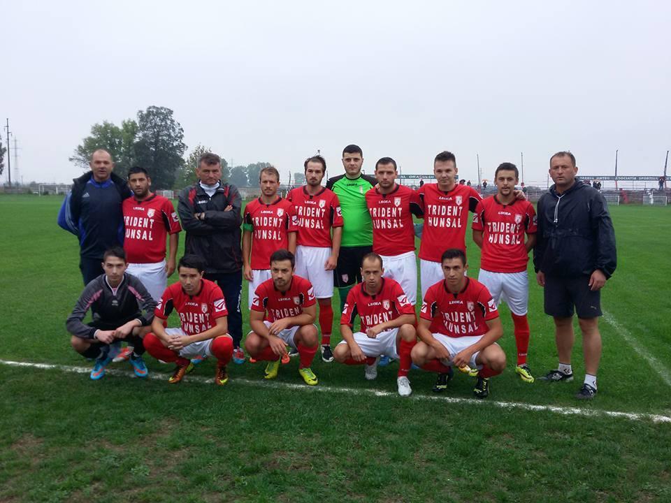 Fotbal: CSO Retezatul Hațeg își reia pregătirile