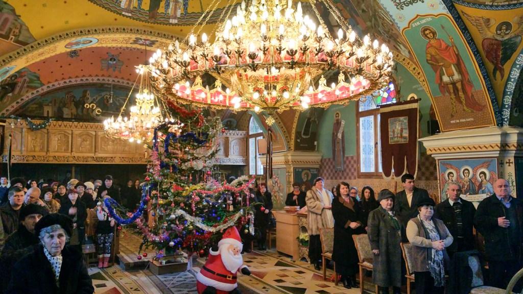 Hațeg: Soborul Sfântului Ioan Botezătorul în Episcopia Devei și Hunedoarei