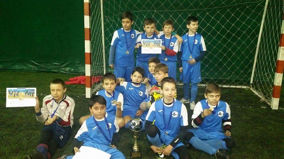 Fotbal: Cupa Corvinilor rămas la Hunedoara