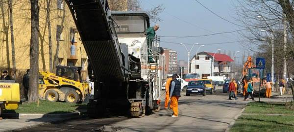 Hunedoara: Vezi ce străzi vor fi reabilitate în luna martie