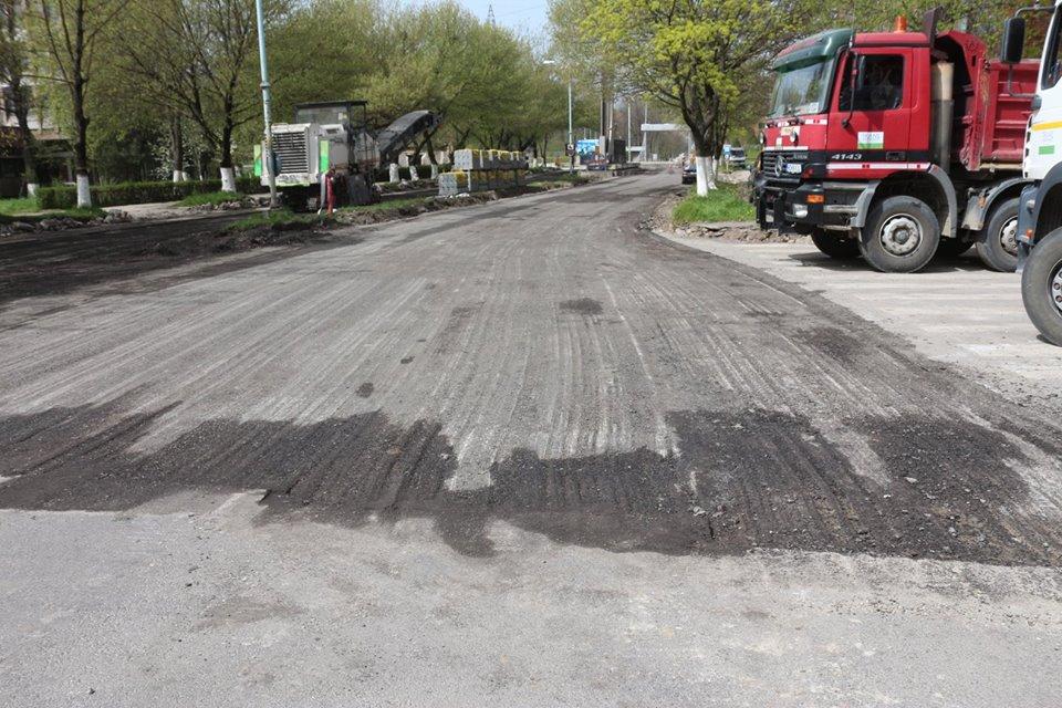 Hunedoara: Lucrări de reabilitare stradala efectuate în Piața Iancu de Hunedoara