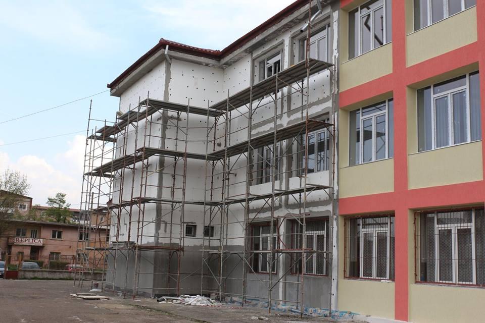Hunedoara: Reabilitare termică și audit energetic la Școala Gimnazială nr. 7