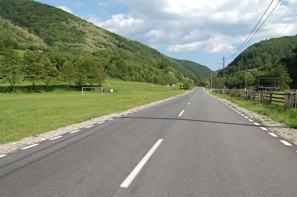 Drumul Costești – Sarmizegetusa Regia, redeschis circulației după reabilitare
