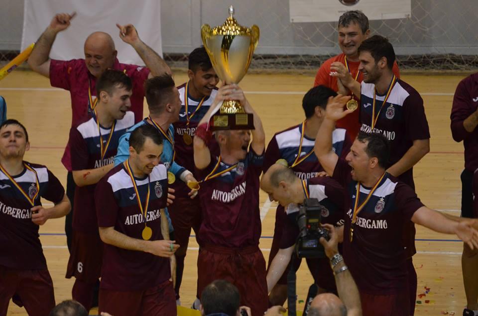 Futsal: Cupa României rămâne la Deva