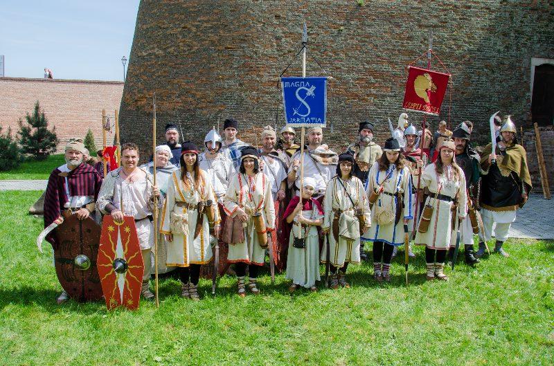 Festivalul Roman Ulpia Traiana Sarmizegetusa – In memoriam Dorin Alicu (ediția I, 29–31 iulie)