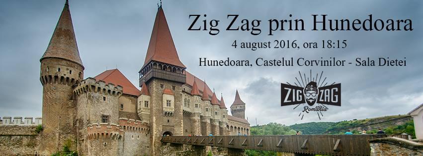 Zig Zag prin Hunedoara