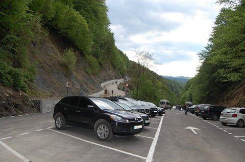 Drumul județean ce face legătura cu situl Sarmizegetusa Regia, redeschis circulației rutiere