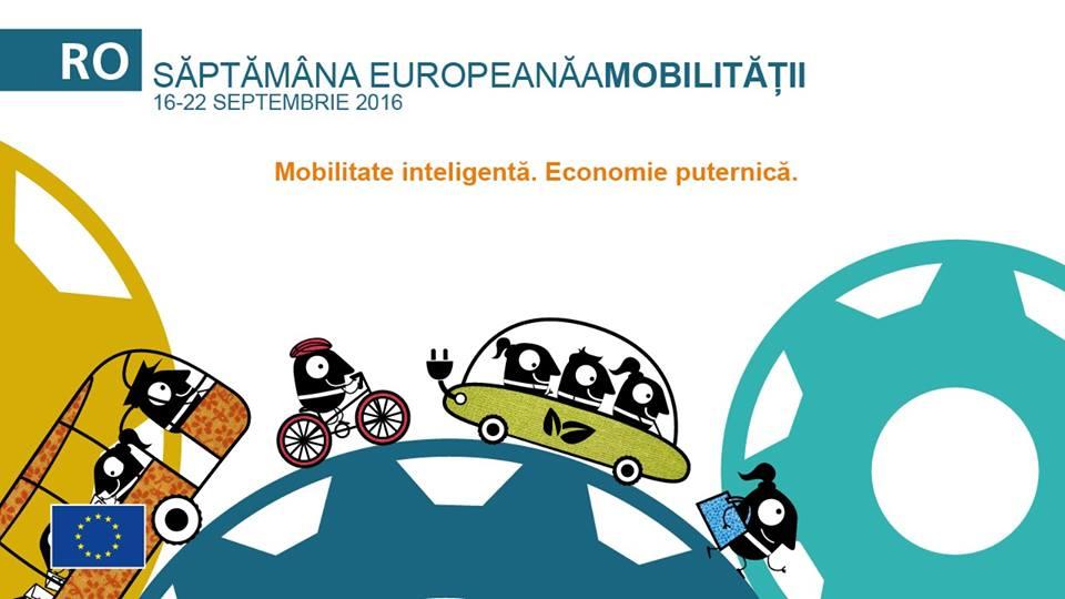 """Hunedorenii sunt invitați la """"Zumba"""", cu ocazia Săptămânii Europeane a Mobilităţii"""
