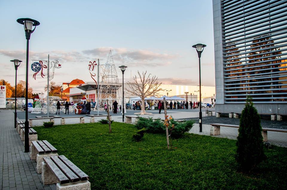 Parcul de Afaceri Simeria și-a deschis porțile pentru vizitatori