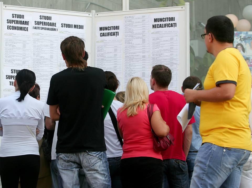 AJOFM Hunedoara va organiza bursa locurilor de muncă pentru absolvenţi (20 octombrie)