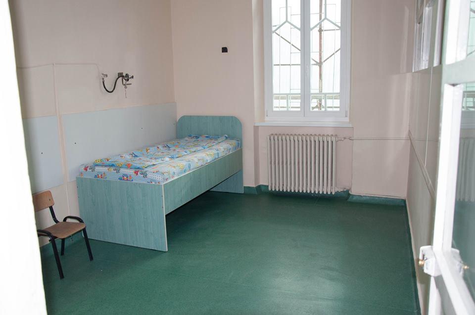Lucrările de intervenție la Secția Pediatrie a Spitalului Județean de Urgență Deva au fost finalizate
