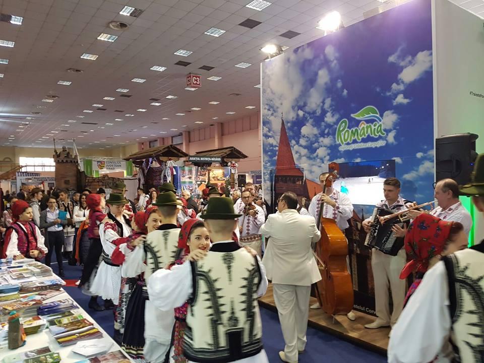 Județul Hunedoara, la Târgul de Turism al României