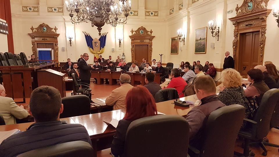 Dezbatere la Consiliul Județean Hunedoara pe tema finanțărilor nerambursabile acordate în baza Legii 350.