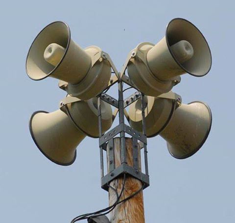 Exercițiu de alarmare publică în municipiul Hunedoara (21 aprilie)